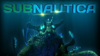 The 5 most SCARY Creatures in Subnautica!