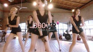 getlinkyoutube.com-[360VR] 걸그룹 ATT 'Pop It Up' 맴버별 댄스 VR쇼케이스