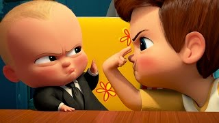 The Boss Baby ALL MOVIE CLIPS - 2017 DreamWorks Animation