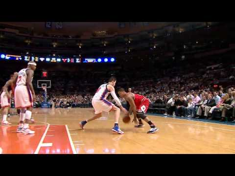 Derrick Rose Crossover Mix HD - Part 2