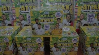 getlinkyoutube.com-UNBOXING BOOSTER BOX ☆ Topps England FIFA WORLD CUP 2014 Trading Cards ☆ opening