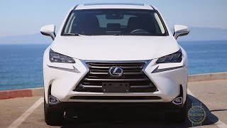 getlinkyoutube.com-2016 Lexus NX - Review and Road Test