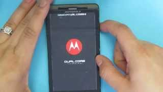 getlinkyoutube.com-Hard Reset Motorola Droid X2 MB870 Verizon