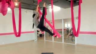 getlinkyoutube.com-Yoga Fly  โยคะฟลาย   Star Pilates Bangkok studio