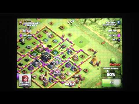 1,2XX ,XXX resources won clash of clans