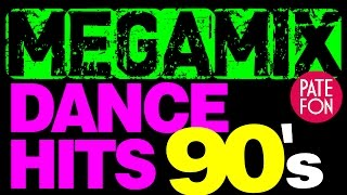 getlinkyoutube.com-90's MEGAMIX - Dance Hits of the 90s (Various artists)