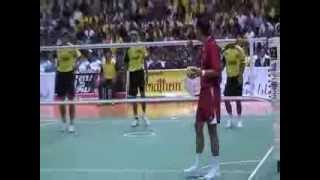 getlinkyoutube.com-harry aziz no 11@ kings's cup final MALAYSIA A VS THAILAND A