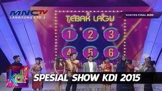 Tebak Lagu Pasangan Romantis - Spesial Show KDI 2015 (19/5)