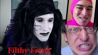 getlinkyoutube.com-Goth Reacts to Filthy Frank