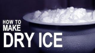 getlinkyoutube.com-How to Make Dry Ice - With a Fire Extinguisher!