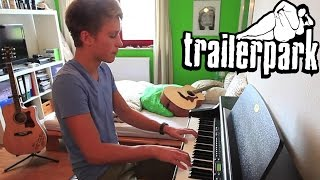 getlinkyoutube.com-Trailerpark - Bleib in der Schule [Pianoversion by Hardy Haufe]