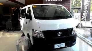 getlinkyoutube.com-Nissan Urvan NV350 Review  - 18seater