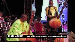 Sidiki DIABATE défie Toumani DIABATE a la Kora. Voici la video du DUEL