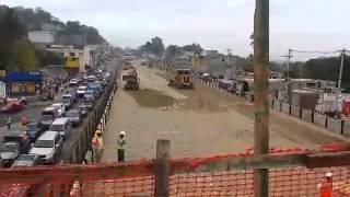 getlinkyoutube.com-Les travaux du viaduc de Delmas en vidéo.