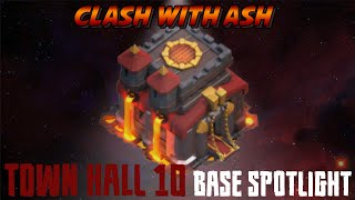getlinkyoutube.com-Clash Of Clans | TH10 WAR Base TESTED & ASH APPROVED