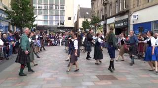 Scottish Country Dancing International Folk Dance Festival Perth Perthshire Scotland