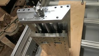 Alignment of big Z - axis