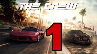 getlinkyoutube.com-The Crew Walkthrough PART 1 [1080p] No Commentary (Beta) TRUE-HD QUALITY