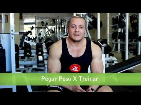 Diferença entre: Treinar e Pegar Peso - José Carlos Santos - Fisiculturista - Atleta Midway