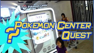 getlinkyoutube.com-Pokemon Center Vending Machine: Quest for Victini! Seattle, USA 2014 Claw Machine