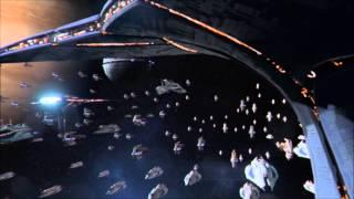 getlinkyoutube.com-Mass Effect 3 Final Space Battle (All Fleets) HD