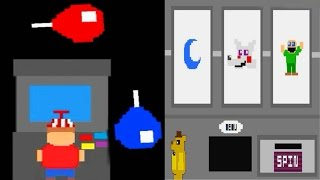 getlinkyoutube.com-Five Nights at Freddy's 3: Even More NEW Minigames
