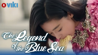 The Legend of the Blue Sea - EP 1   Lee Min Ho Teaches Jun Ji Hyun How to Eat Pasta