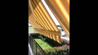 getlinkyoutube.com-Tende da Sole Motorizzate  Cherubini