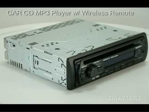 sony cdx gt07 fm am compact disc player support and manuals