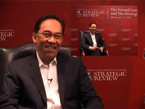 Anwar Ibrahim Interview