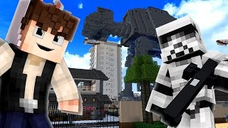 getlinkyoutube.com-Tokyo Soul - STAR WARS! (Minecraft Roleplay) #1