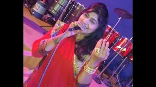 getlinkyoutube.com-Live gujarati garba song - Navratri 2015 - Rita Dave - Part - 1  ( Dual Voice Singer )