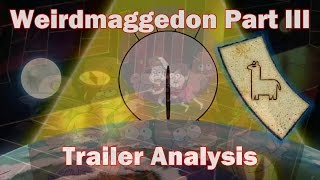 getlinkyoutube.com-Gravity Falls: Weirdmaggedon Pt. III Official Trailer Analysis w/ SO MANY CLUES!!!   TheNextBigThing