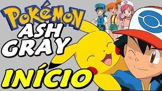 getlinkyoutube.com-Pokémon Ash Gray (Detonado - Parte 1) - Pikachu e O Início