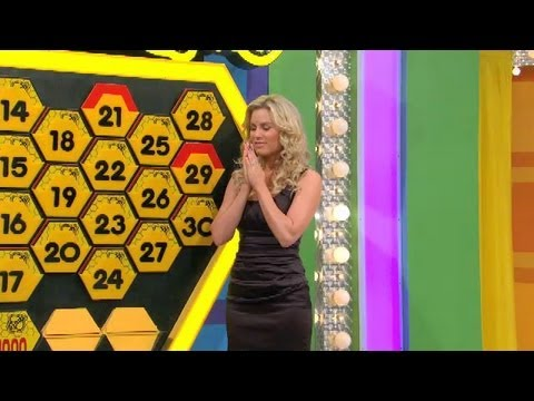 psychic Rachel Predicts A Winner! - The Price Is Right