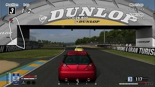 getlinkyoutube.com-Gran Turismo 4 - Mitsubishi CZ-3 Tarmac '01 Hybrid + Unique Exhaust Sound PS2 Gameplay HD