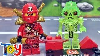 iq blocks 닌자고 카이와 해골군단 야광블럭 레고 짝퉁 미니피겨 Lego knockoff Ninjago luminous Block