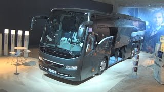 getlinkyoutube.com-Volvo 9900 Bus Exterior and Interior in 3D 4K UHD