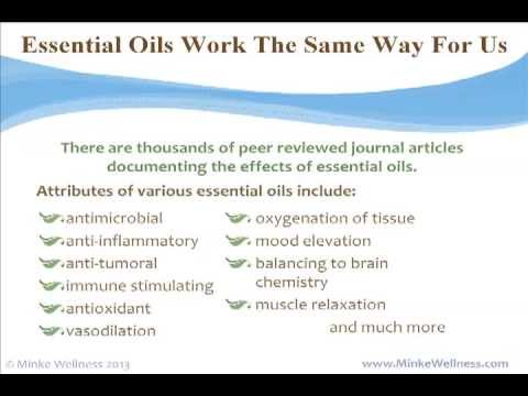 Introduction to Essential Oil Chemistry