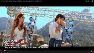 MERI MAA Song LYRICS - Yaariyan width=