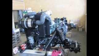 getlinkyoutube.com-Restauration eines MB Trac 1000