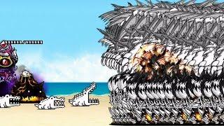 【雑改造】 無限ソドム・ディオラムスで大狂乱回収 【にゃんこ大戦争】