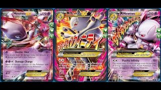 "getlinkyoutube.com-Psychic Infinity Mega Mewtwo Y Deck With ""Damage Change"" Healing Set Up"