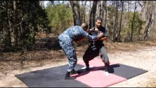 getlinkyoutube.com-Ninjutsu: Brutal Self Defense Technique 2