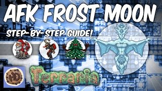 getlinkyoutube.com-Terraria AFK Farm Guide Step by Step Frost Moon Farm Tutorial (1.3 bosses events)