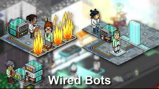getlinkyoutube.com-Habbo Wired - Stage Bots