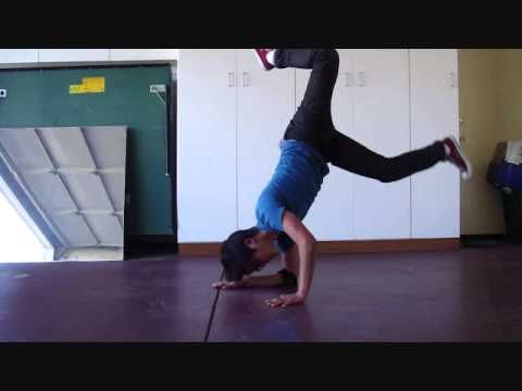 How to Breakdance:  Elbow Freeze Tutorial/Guide