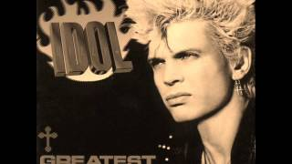 getlinkyoutube.com-Billy Idol - Eyes Without A Face (Extended Version)