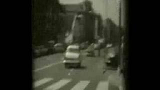 Groningen vanuit lesauto jaren 60
