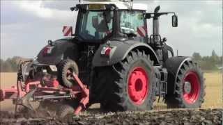 getlinkyoutube.com-Fendt 939 Vario(Black Beauty) Ploughing 2012.wmv
